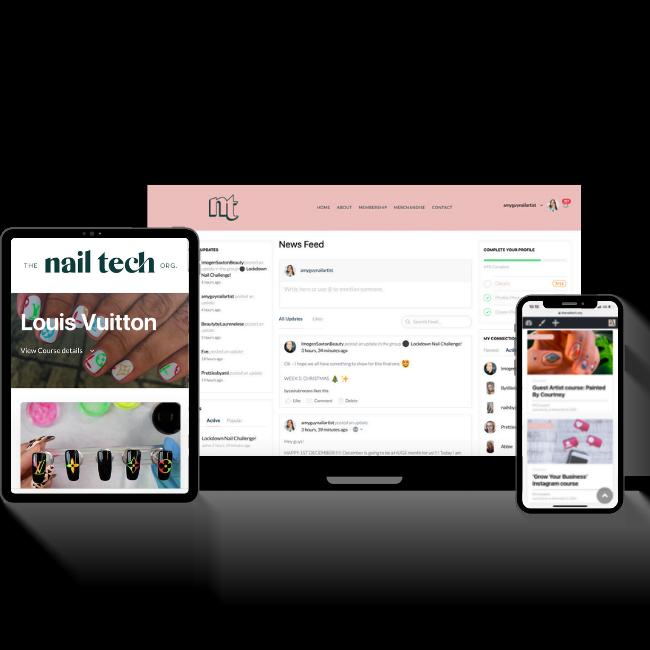 The Nail Tech Org Community
